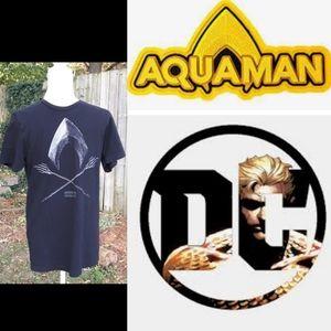 size M DC comics Aquaman t-shirts